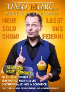 Zauberer Timo Marc - neue Soloshow