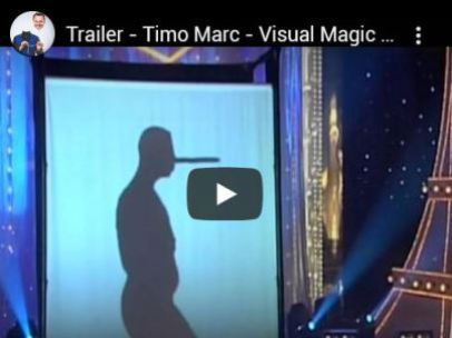 Trailer Timo Marc - Magie & Entertainment