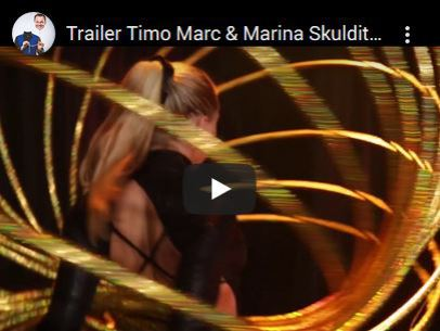 "Trailer Timo Marc ""Magic meets Acrobatics"""