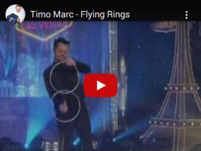 Timo Marc, Magie und Entertainment im finnischen TV
