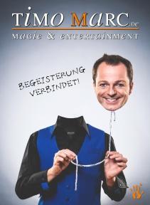 Timo Marc - Magie und Entertainment